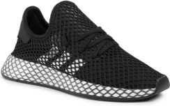 Buty Adidas Deerupt Runner J 840 Core Black r 38 Ceny i opinie Ceneo.pl