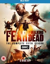 Fear The Walking Dead Season 5 [5xBlu-Ray]