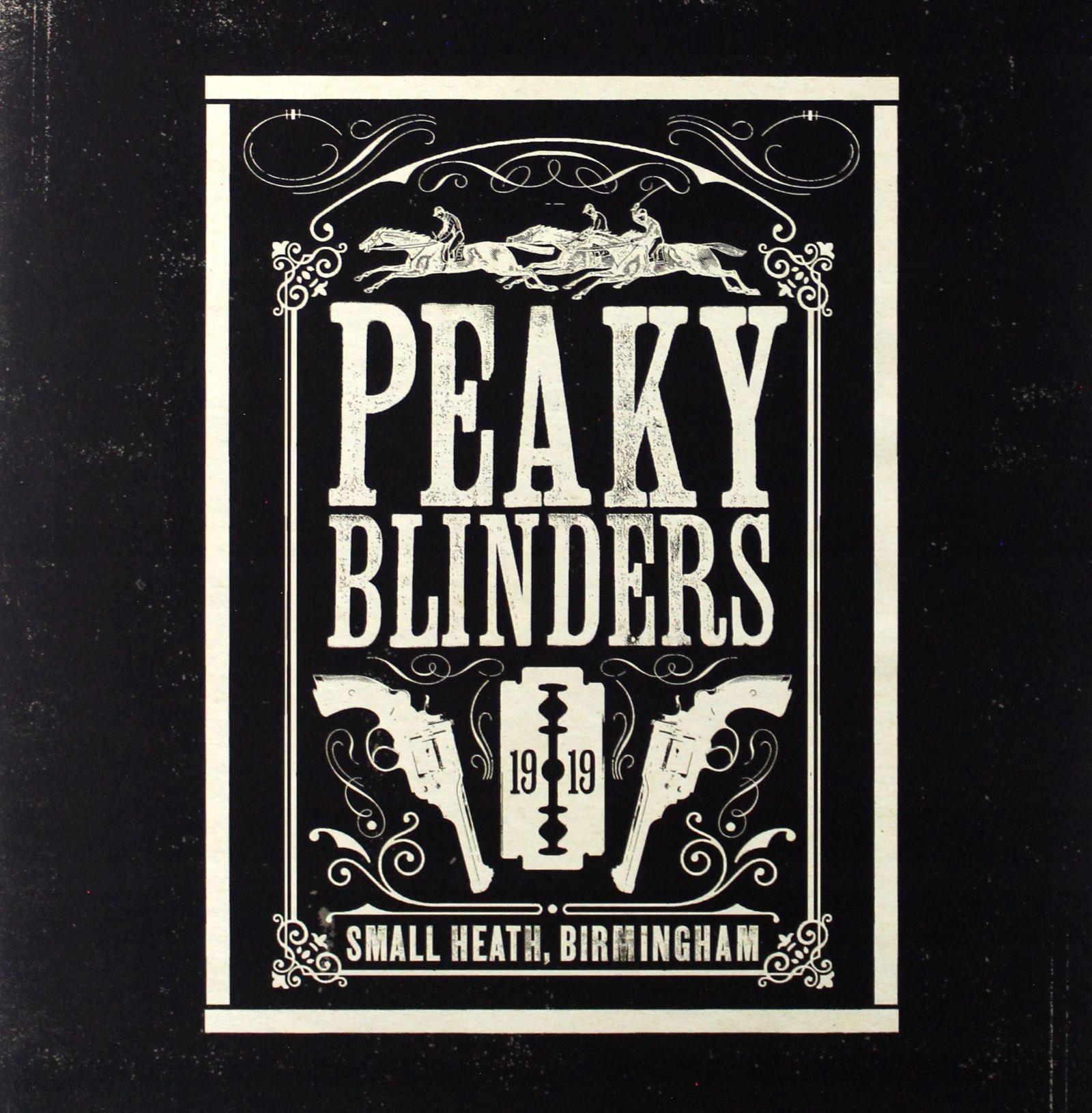 V.A. - Peaky Blinders - Original Motion Soundtrack (Winyl)