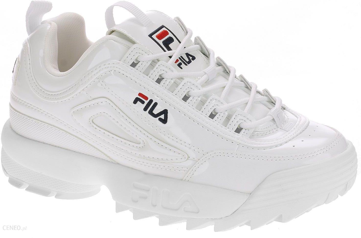 modne buty damskie na obcasie Fila, porównaj ceny i kup online