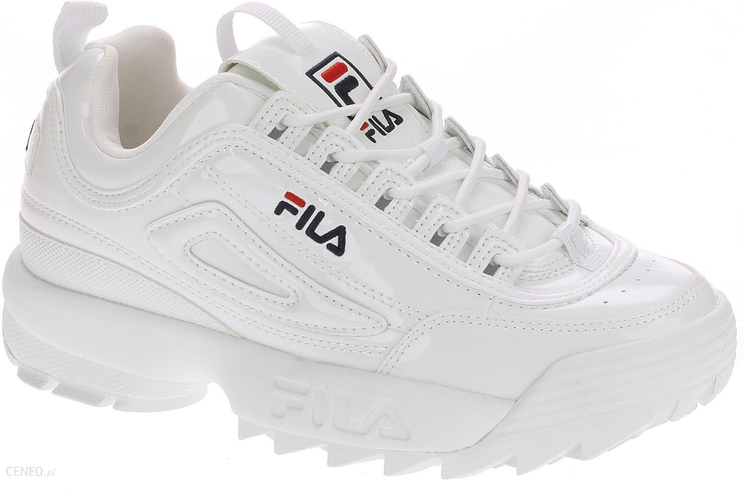 buty Fila Disruptor P Low White 41