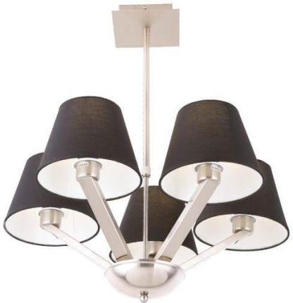 Czarne Lampy sufitowe Maxlight Lampy wiszące i zwisy