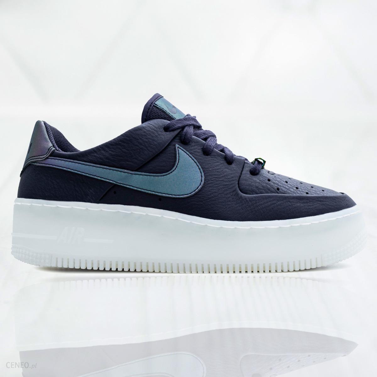Nike Nike W AF1 Sage Low LX AR5409 004 czarne 39! Ceny i