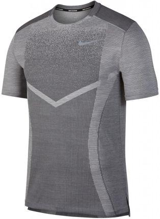 Nike TechKnit Ultra SS Top M Szara | AJ7615 056