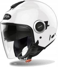 Kask motocyklowy Airoh Rev 19 kask szczękowy Fusion roz L