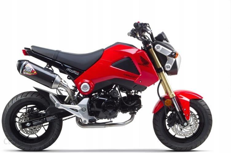 Czesci Motocyklowe Wydech Two Brothers Honda Grom 14 18 Tarmac Full Opinie I Ceny Na Ceneo Pl