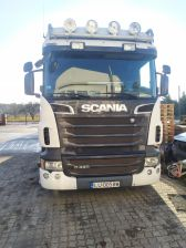 Scania R420 Adblue manual Euro 5