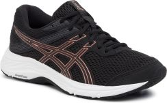 Buty ASICS - Gel-Contend 6 1012A570 Black/Rose Gold 001