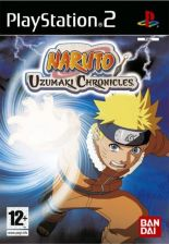 Naruto: Uzumaki Chronicles (Gra PS2)