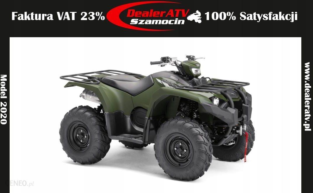 Yamaha Kodiak 450 Eps Model 2020 Zarejestro Fv23 Opinie I Ceny Na Ceneo Pl