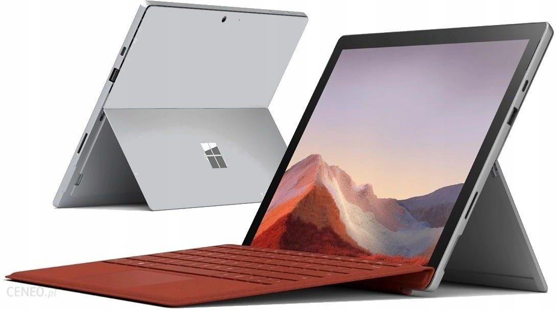 """""""Microsoft Surface Pro 7 Platinium 12.3"""" nešiojamas kompiuteris"""
