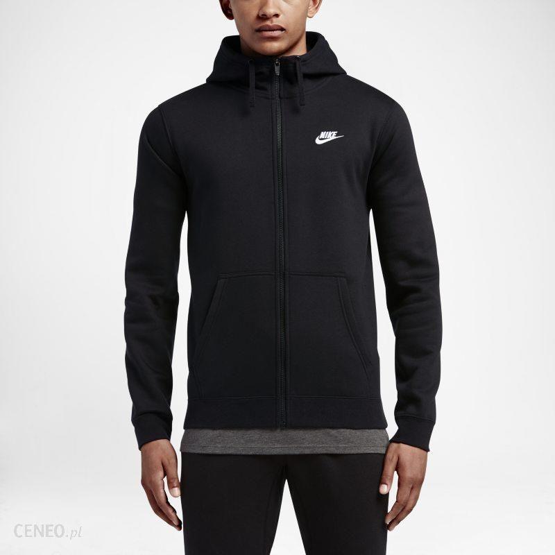 Bluza męska z kapturem Nike Sportswear Optic Fleece 928475 427