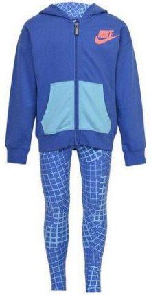 Dres dla dużych dzieci (dziewcząt) Nike Sportswear Różowy Ceny i opinie Ceneo.pl