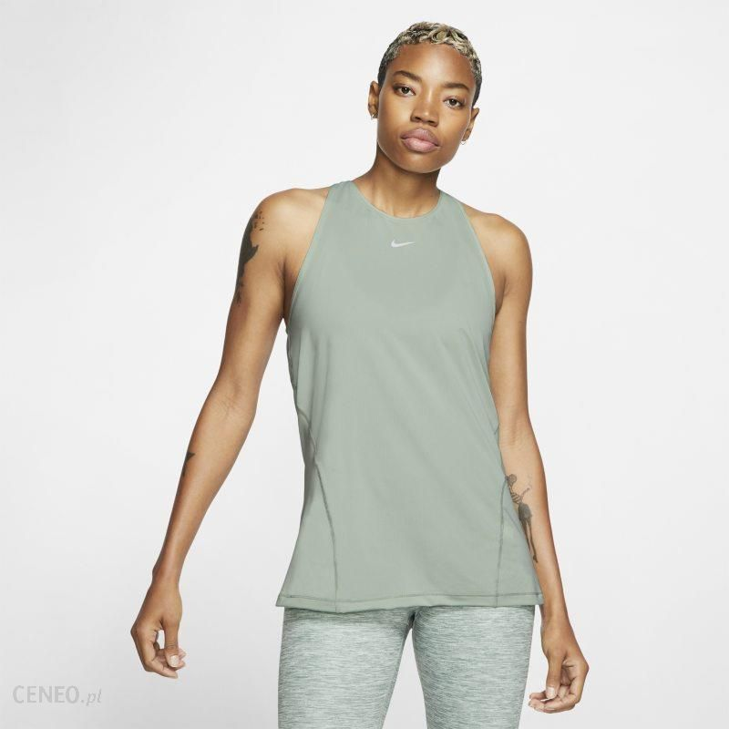 Damska siateczkowa koszulka bez rękawów Nike Pro