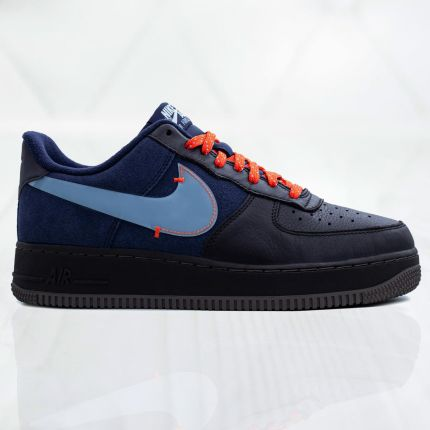 Nike Buty Air Force 1 Ultraforce Lt czarne 845052 001