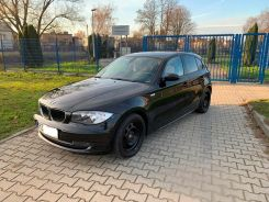 BMW 1 E87 LIFT 118d 2.0 122KM 2007 rok