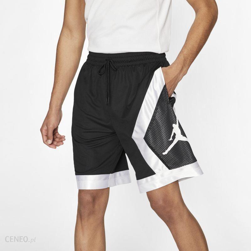 Nike Męskie Spodenki Jordan Jumpman Diamond Czerń