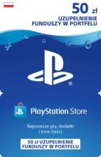 Sony PlayStation Network 50 zł