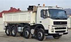 VOLVO FM 440 Wywrotka 5,90 + Bordmatic*8x4!