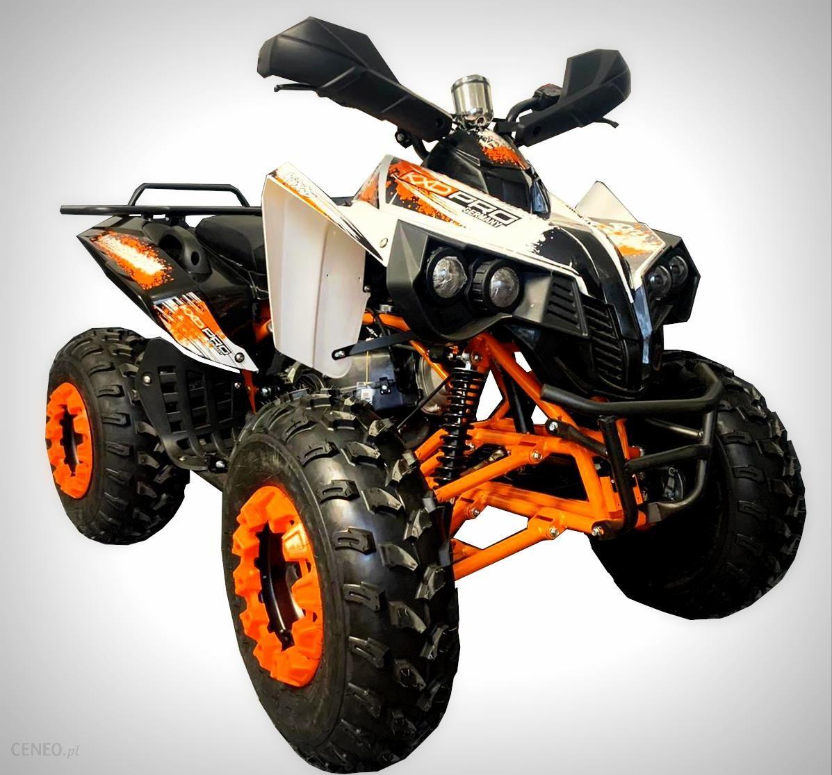 Quad Atv Kxd Discavery 250cc Model Premierowy 2020 Opinie I Ceny Na Ceneo Pl