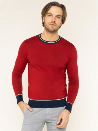 Sweter La Martina Tricot OMS009 YW025