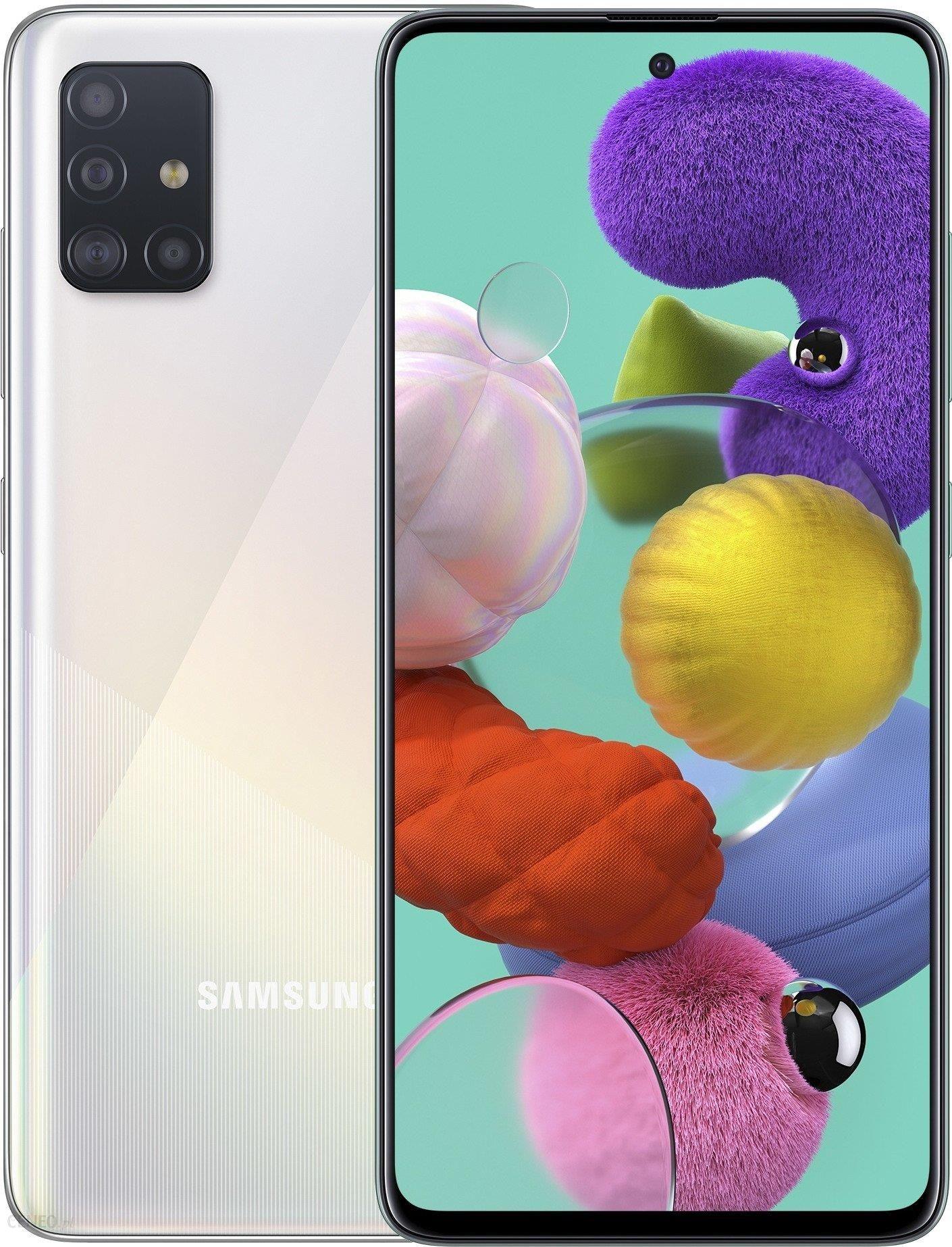 Samsung Galaxy A51 SM-A515 4/128GB Biały