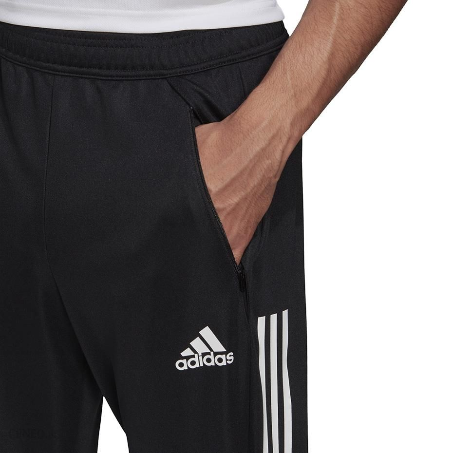 Spodnie męskie adidas Condivo 20 Training Pant czarne EA2475