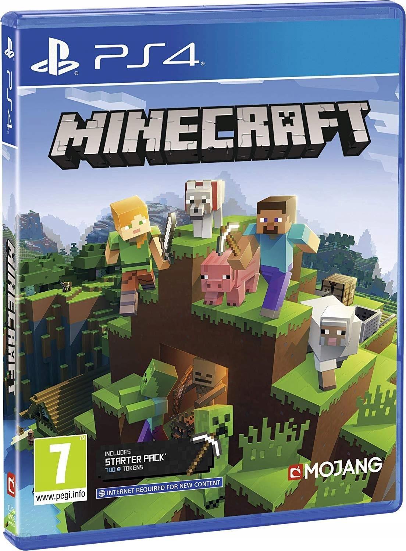 Minecraft Bedrock Edition Gra Ps4 Ceny I Opinie Ceneo Pl