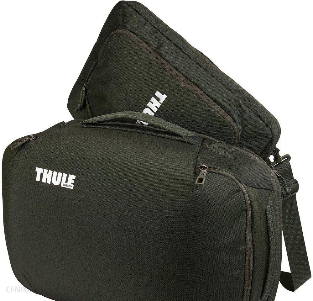 Torba podróżna plecak Thule Subterra Carry On 40l dark