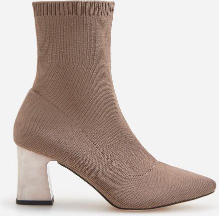 Lady Glory Uniwersalne Botki Damskie firmowe i modne buty