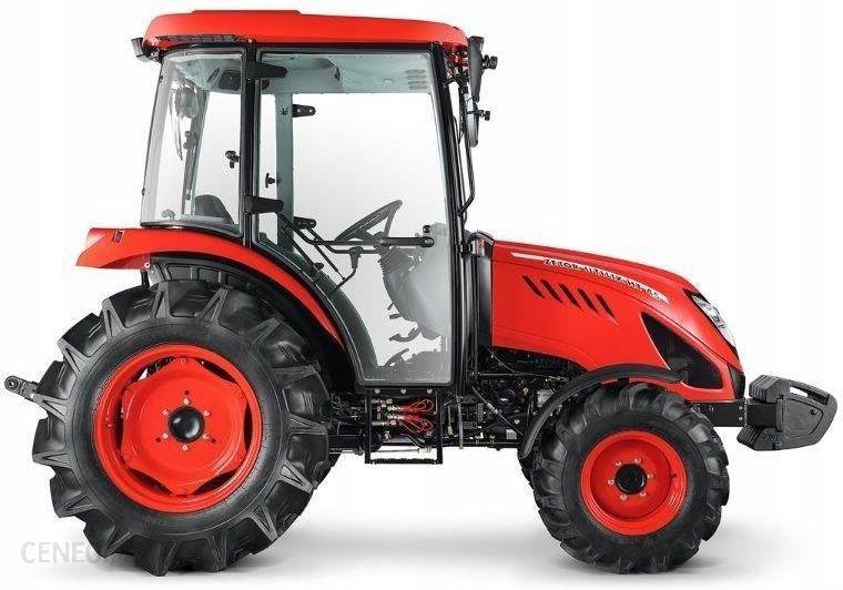 Ciagnik Rolniczy Firmy Zetor Model Utilix Cl 45 Opinie I Ceny Na Ceneo Pl