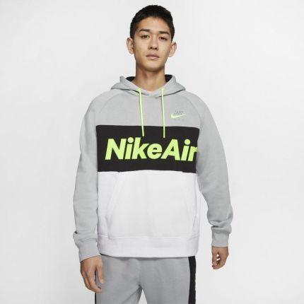Bluza Nike M NSW TCH FLC WR HOODIE FZ 805144 091 S Ceny i
