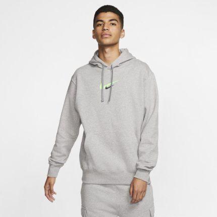 NIKE Bluza Damska Sportswear Hoodie 883729 060 Szary