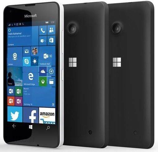 Telefony Z Outletu Produkt Z Outletu Microsoft Lumia 550 Rm 1127 Black 1 8gb Ceny I Opinie Ceneo Pl