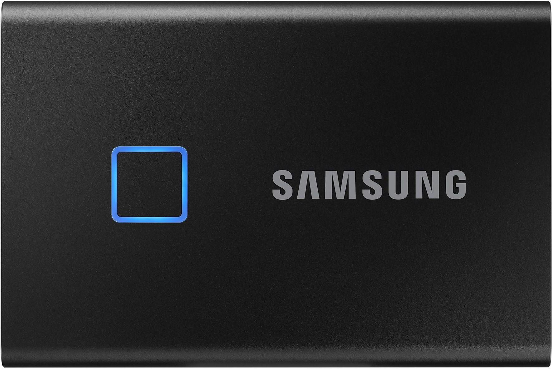 Samsung T7 Touch 500GB czarny (MU-PC500KWW)