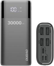 Powerbank Dudao K8Max 30000mAh Czarny - Opinie i ceny na Ceneo.pl