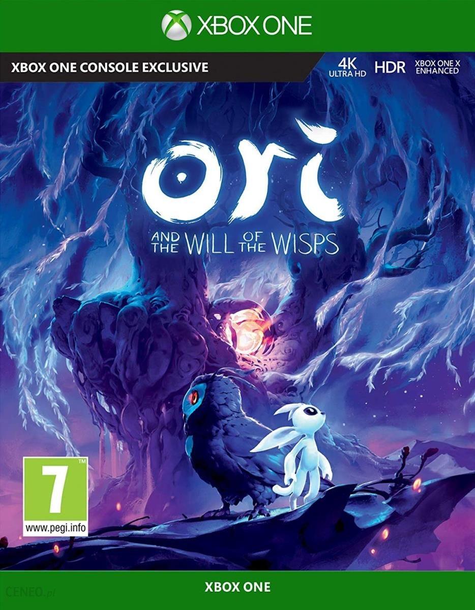 Ori And The Will Of The Wisps Gra Xbox One Od 59 00 Zl Ceny I Opinie Ceneo Pl