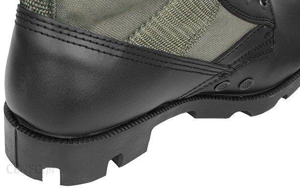 Buty wojskowe US Jungle Boots Zielony OD 12826001 Mil Tec