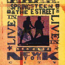 Bruce Springsteen & The E Str: Live in New York City [3xWinyl]