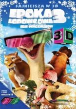 Epoka lodowcowa 3: Era dinozaurów 3D (Ice Age: Dawn of the Dinosaurs 3D) (Blu-ray)