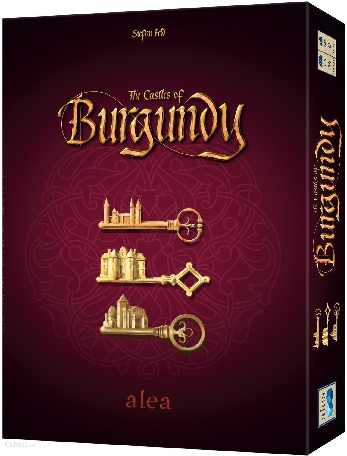 Rebel Zamki Burgundii: BIG BOX