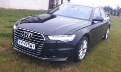 AUDI A6 C7 2.0 TDI Sedan Led Matrix Jasna Skóra