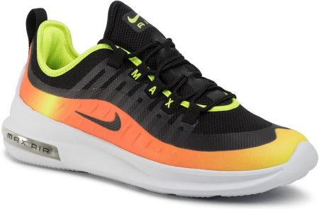 Buty NIKE - Air Max Axis Prem AA2148 006 Black/Black/Volt/Total Orange