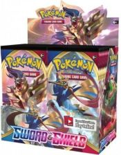 Pokemon TCG: Sword & Shield Booster Box