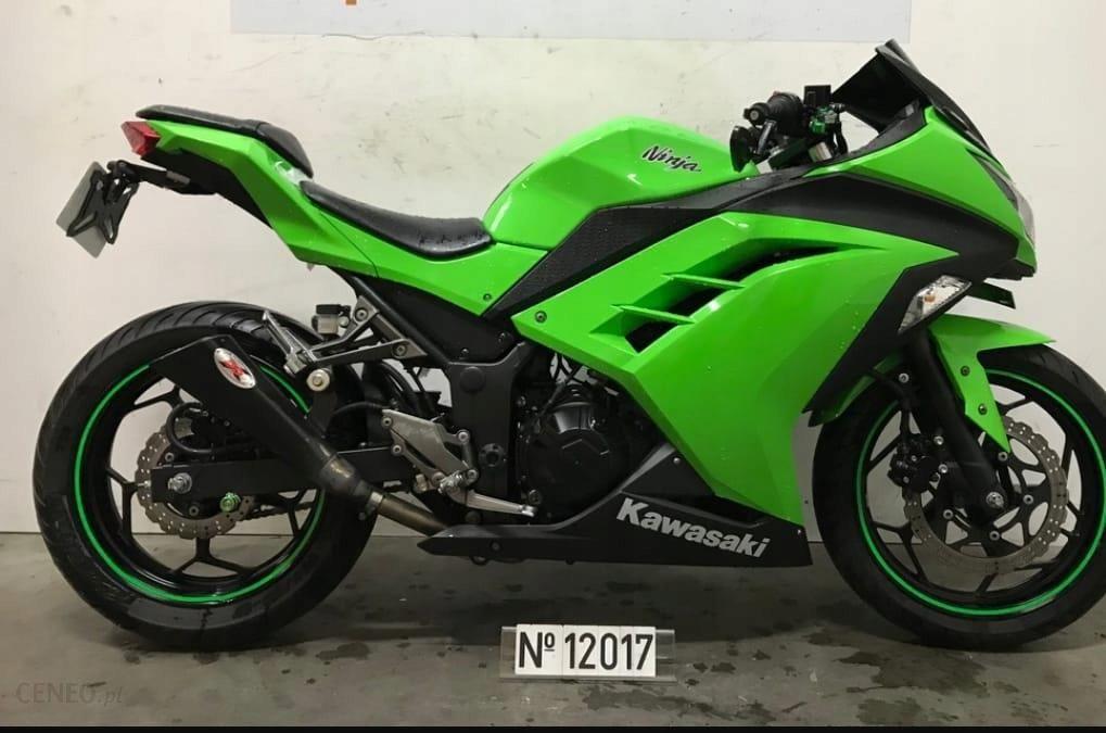 Kawasaki Ninja 300 17r Opinie I Ceny Na Ceneo Pl