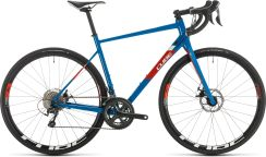 Rower Cube Attain Race Blue Red 28 2020 - zdjęcie 1