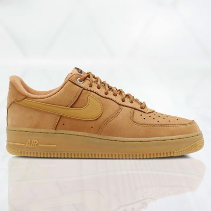 Nike Air Force 1 Mid 07 Leather 366731 100 Buty damskie w Fabrykaoutlet.pl