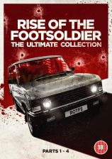 Rise Of The Footsoldier The Ultimate Collection [4DVD]