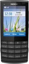 Nokia X3-02 Touch and Type czarny