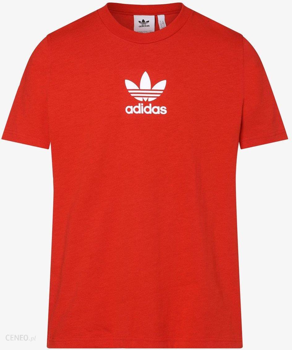 adidas Originals T shirt męski, czerwony